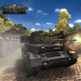 World of Tanks Screenshot 1
